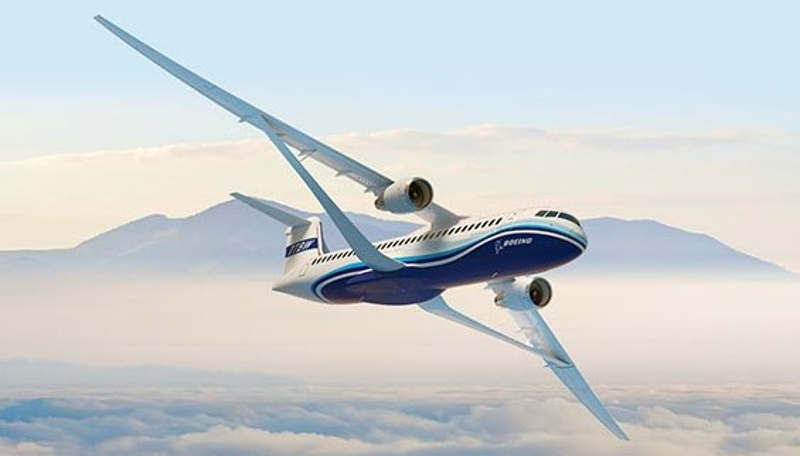 Boeing unveils new Transonic Truss-Braced Wing