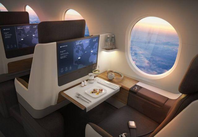Boom Supersonic passenger airplane (4)