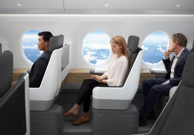 Boom Supersonic passenger airplane (3)