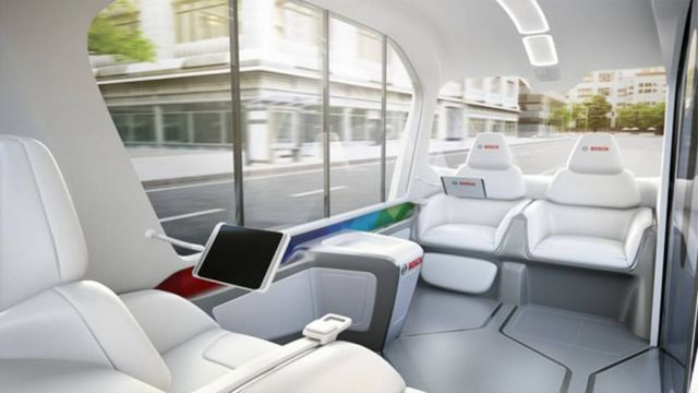 Bosch Autonomous Electric e-Shuttle (3)