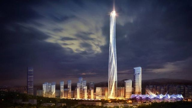 China's Tallest Building by AS+GG (5)
