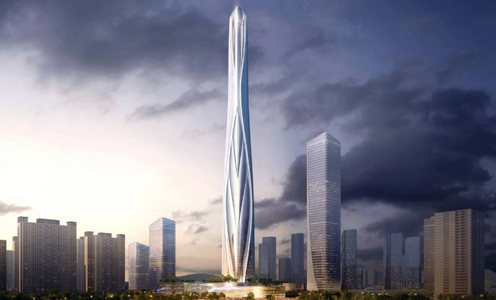 China's Tallest Building
