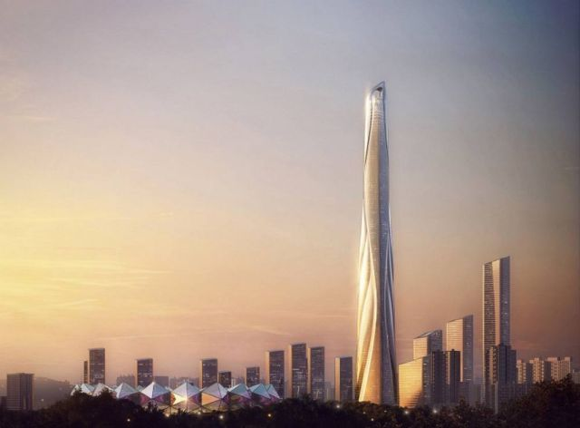 China's Tallest Building by AS+GG (3)