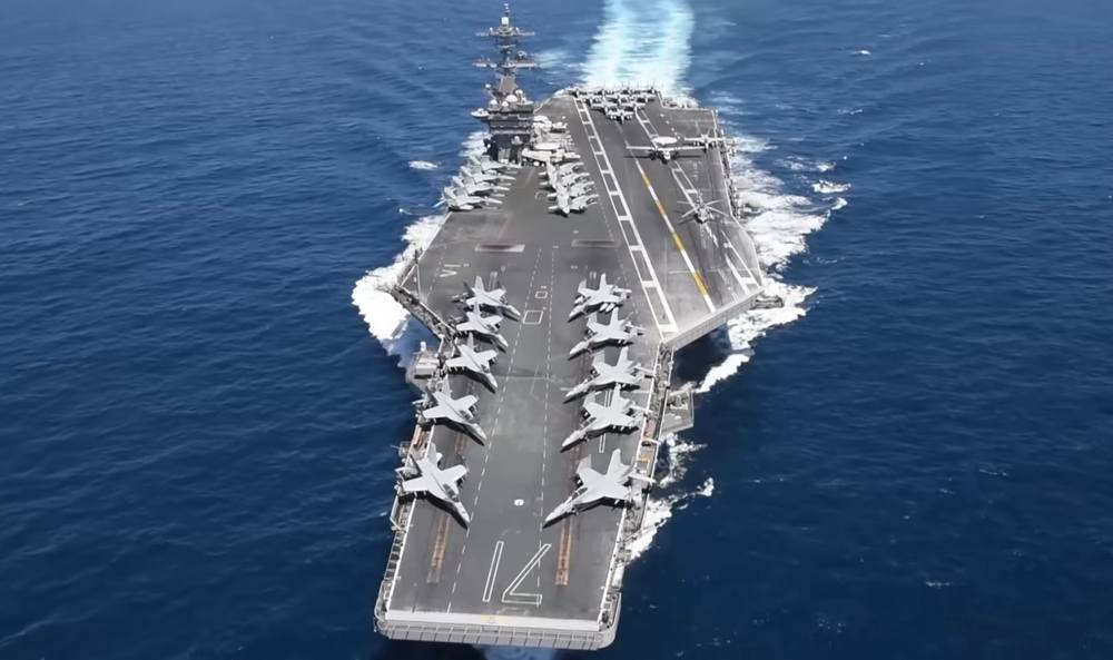 Cities at Sea- How Aircraft Carriers Work