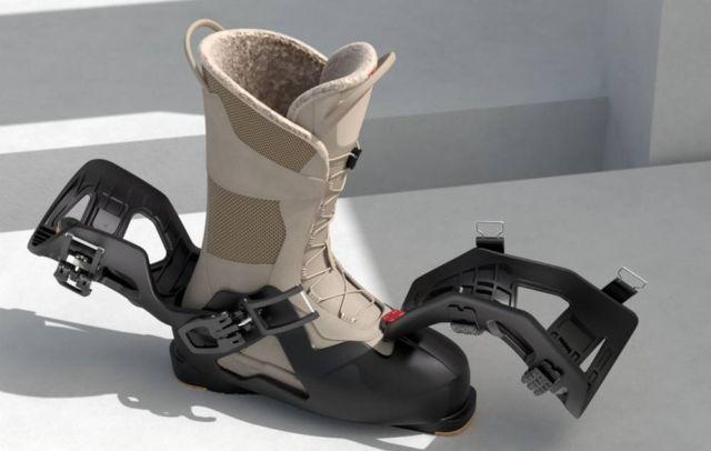 Dahu Ecorce 01 Ski Boot