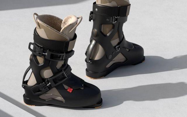Dahu Ecorce 01 Ski Boot (4)