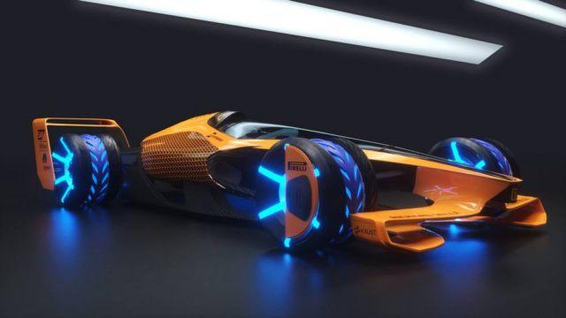 Future Grand Prix- McLaren Applied Technologies