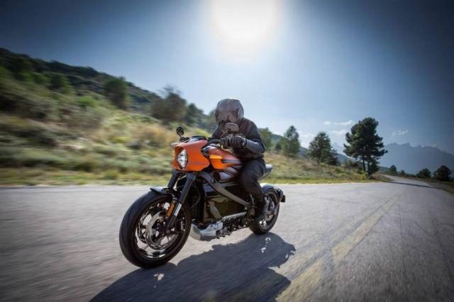 Harley‑Davidson reveal Livewire specs (3)