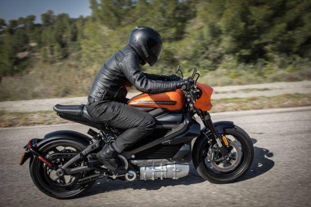 Harley‑Davidson reveal Livewire specs (2)