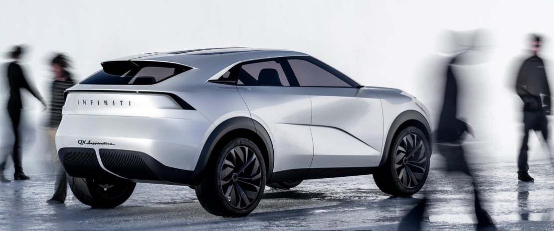 Infiniti QX Inspiration SUV concept (1)
