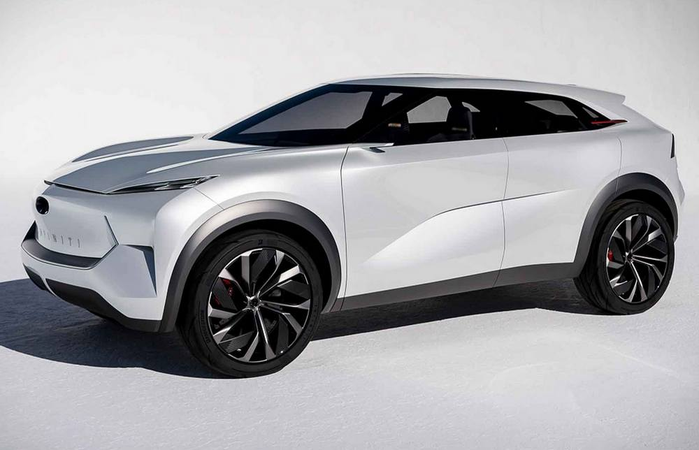 Infiniti QX Inspiration SUV concept