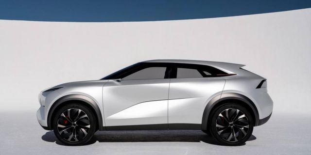 Infiniti QX Inspiration SUV concept (8)