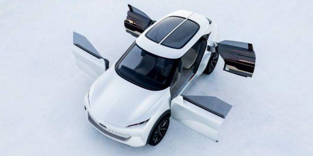 Infiniti QX Inspiration SUV concept (6)