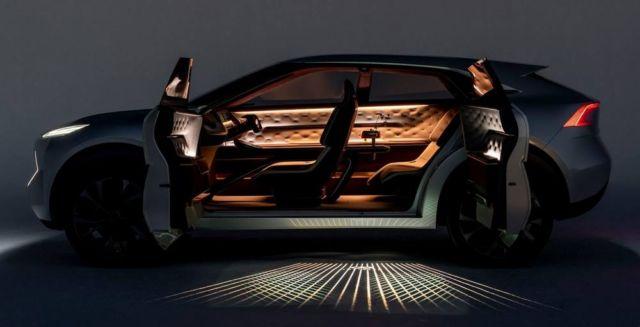 Infiniti QX Inspiration SUV concept (5)