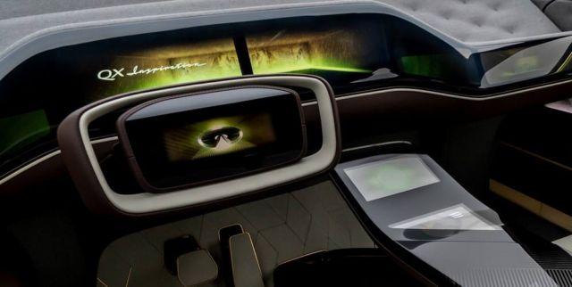 Infiniti QX Inspiration SUV concept (2)