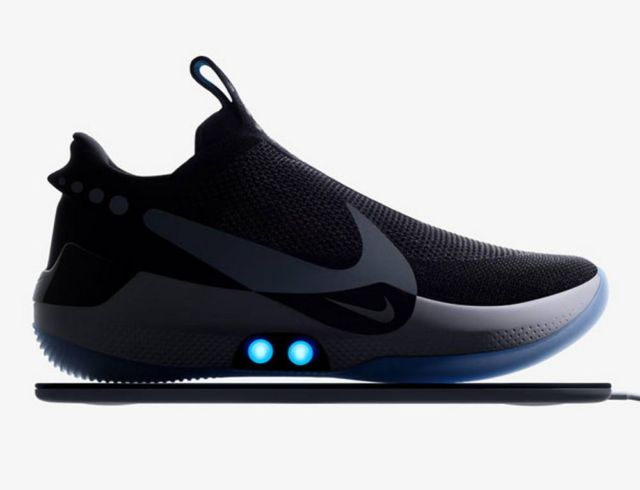 Nike Adapt BB connects to your smartphone (3)