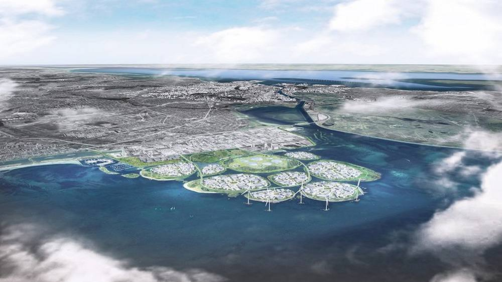 Nine new islands to be constructed near Copenhagen