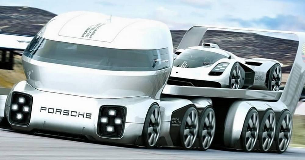 Porsche GT Vision Truck (7)