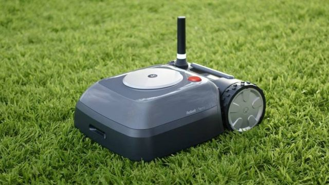 Reinventing Lawn care with Terra Robot mower