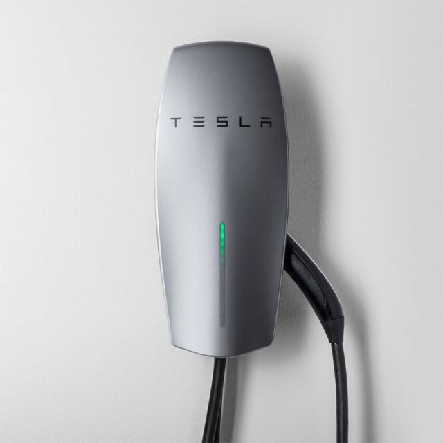 Tesla 14-50 Charging Station | wordlessTech
