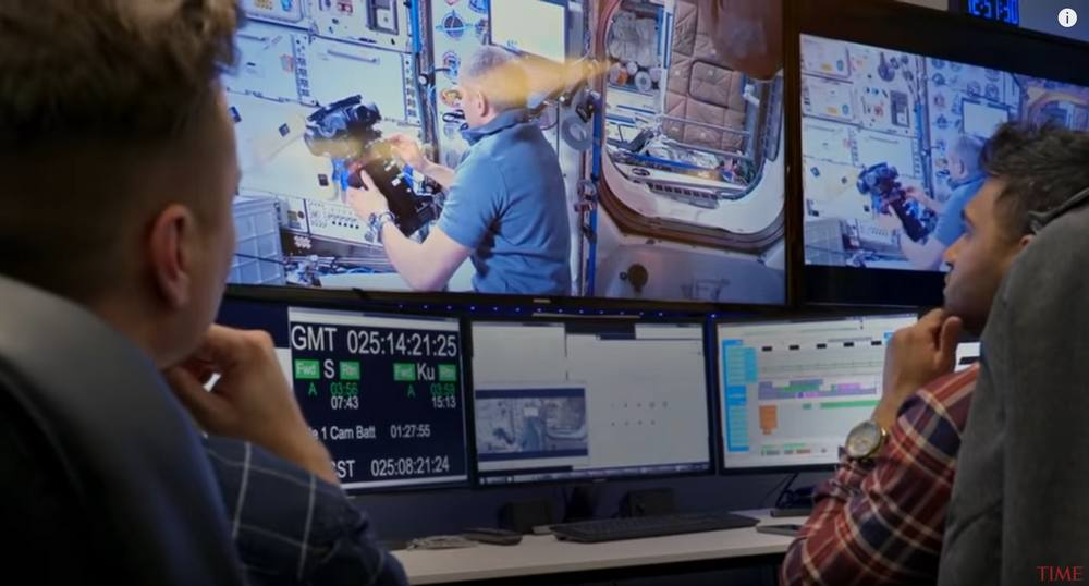 The ISS Experience- full trailer TIME