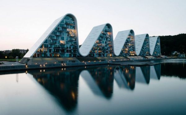 The Wave residential project in Vejle (6)