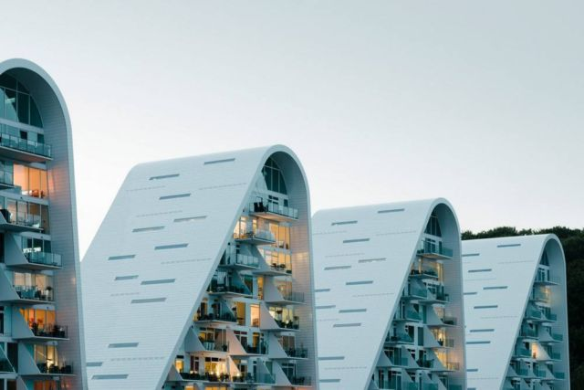 The Wave residential project in Vejle (5)