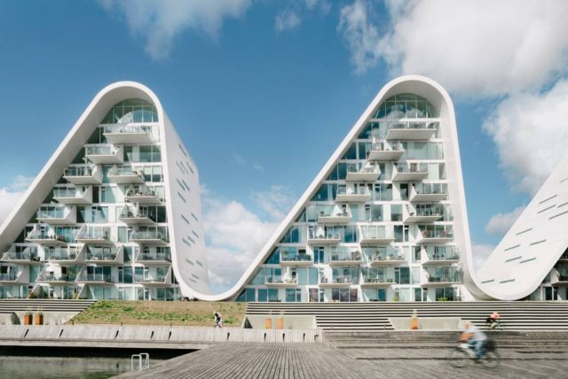 The Wave residential project in Vejle (3)