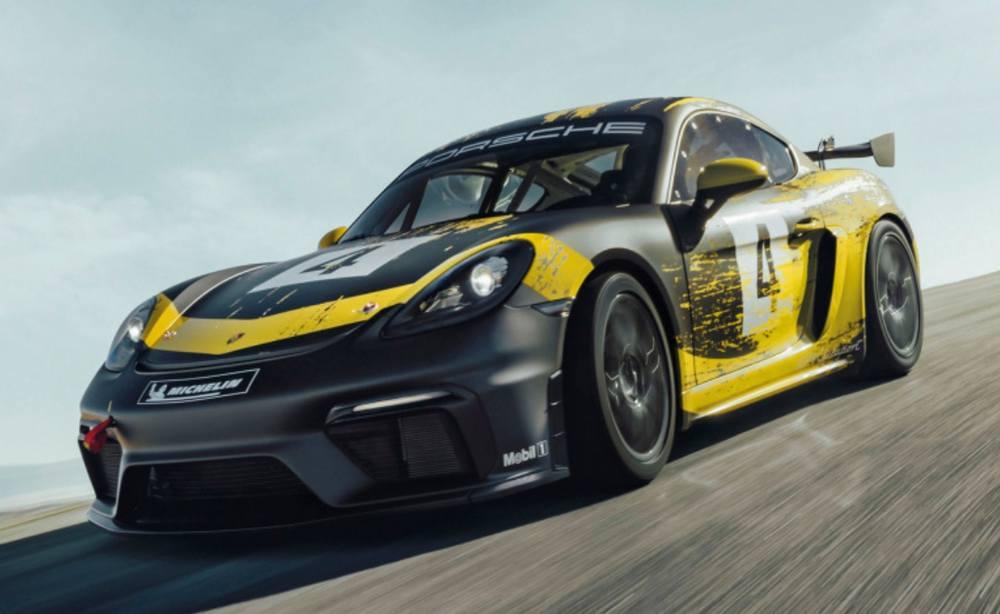Porsche 718 Cayman GT4 Clubsport (14)