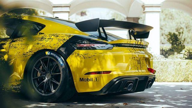 Porsche 718 Cayman GT4 Clubsport (5)