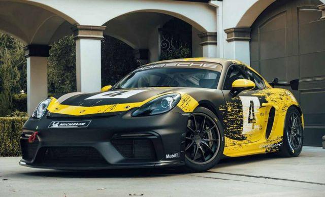 Porsche 718 Cayman GT4 Clubsport (13)