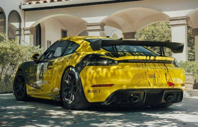 Porsche 718 Cayman GT4 Clubsport (11)