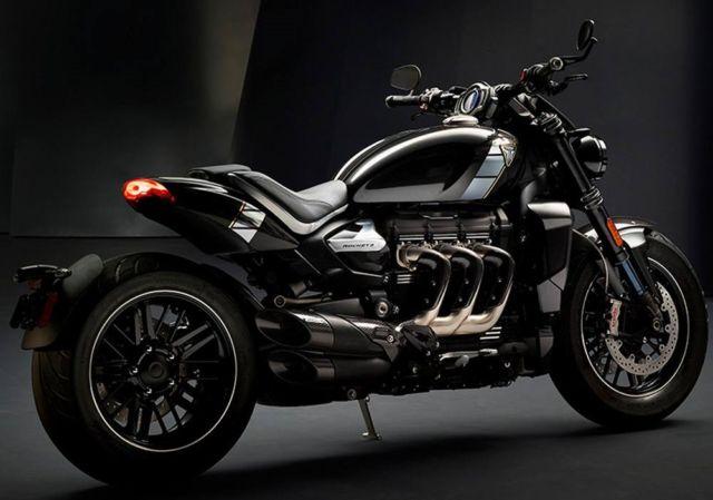 Triumph Rocket TFC Motorcycle concept