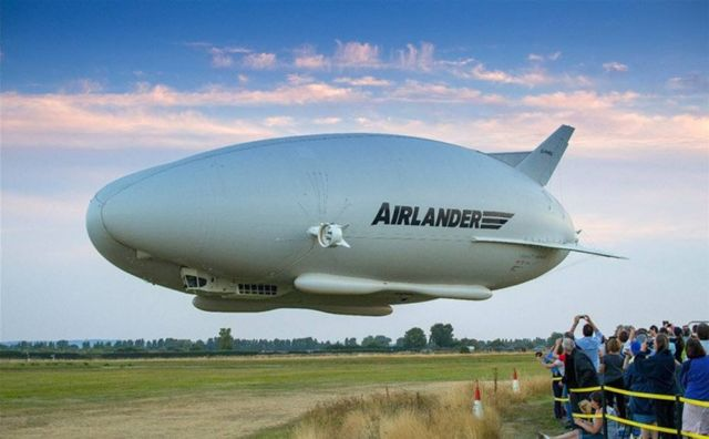 World's Largest Aircraft ready to start production (2)