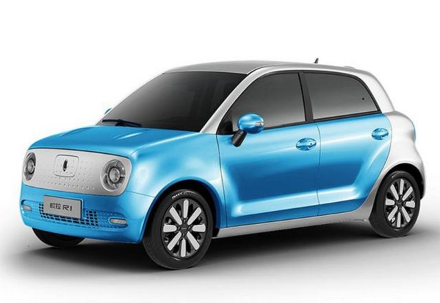 World's cheapest Electric car