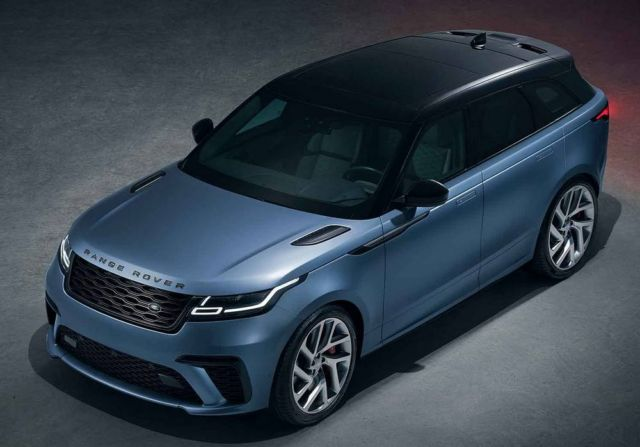 2019 Range Rover Velar world's most beautiful SUV