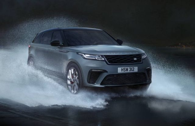 2019 Range Rover Velar world's most beautiful SUV (9)