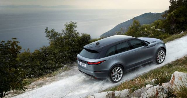2019 Range Rover Velar world's most beautiful SUV (8)