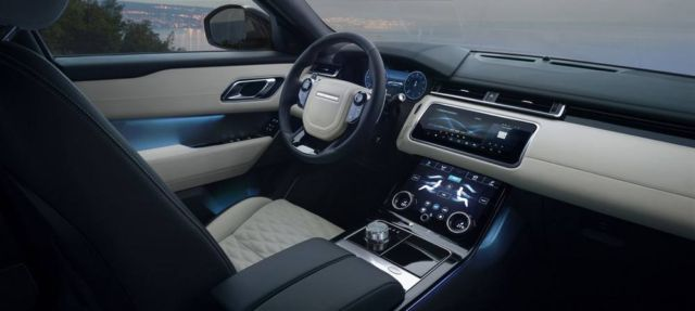 2019 Range Rover Velar world's most beautiful SUV (7)
