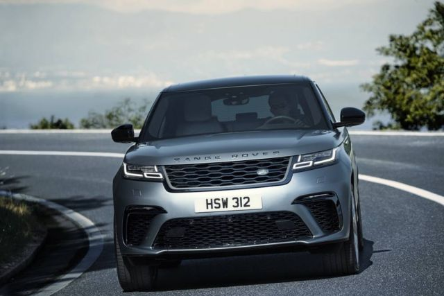2019 Range Rover Velar world's most beautiful SUV (5)