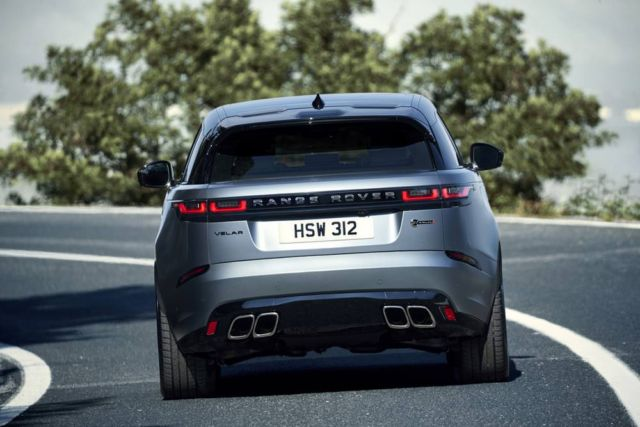 2019 Range Rover Velar world's most beautiful SUV (3)