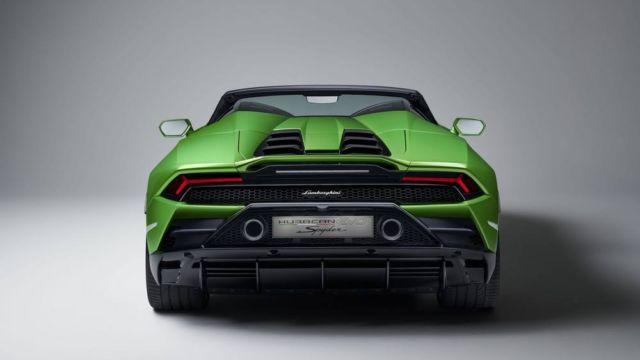 2020 Lamborghini Huracan Evo Spyder (6)