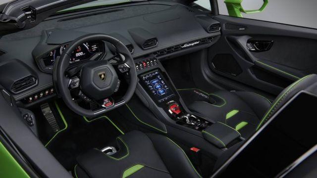 2020 Lamborghini Huracan Evo Spyder (5)