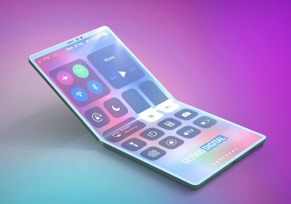 Apple's new Folding iPhone concept