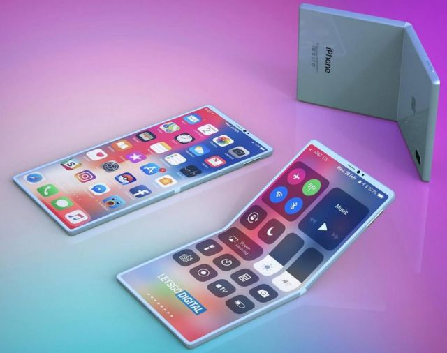 Apple's new Folding iPhone concept (2)