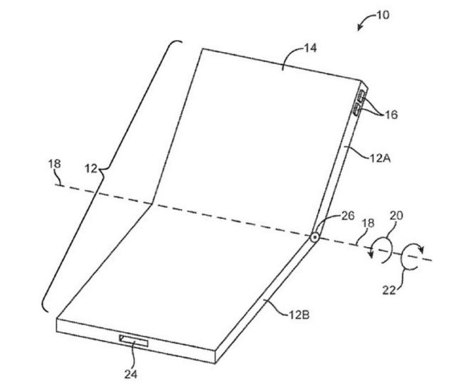 Apple's new Folding iPhone concept (1)