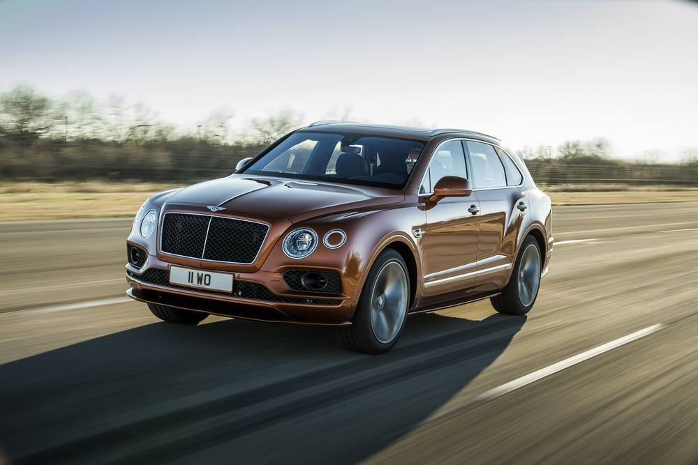 Bentley Launches world's Fastest SUV (8)