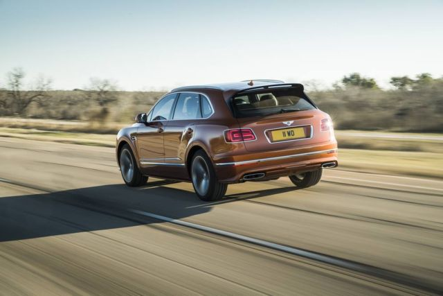 Bentley Launches world's Fastest SUV (7)