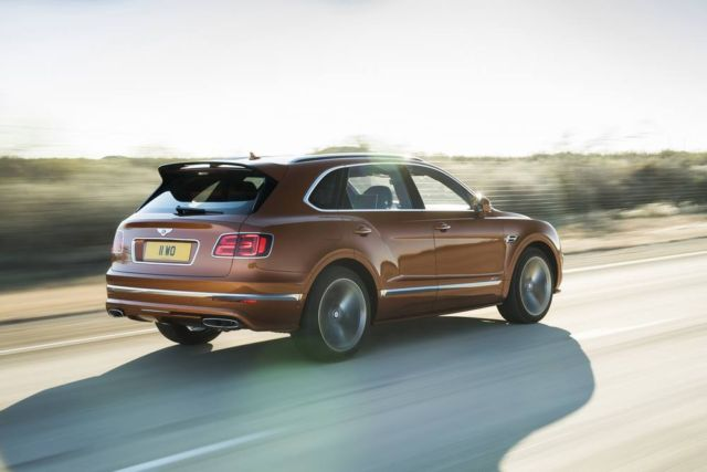 Bentley Launches world's Fastest SUV (6)