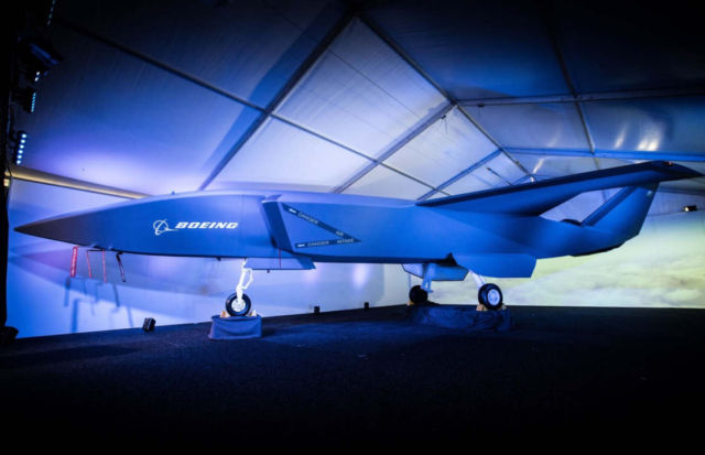 Boeing new Unmanned system for Global Defense